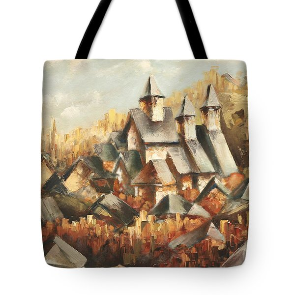 Homeland Tote Bag