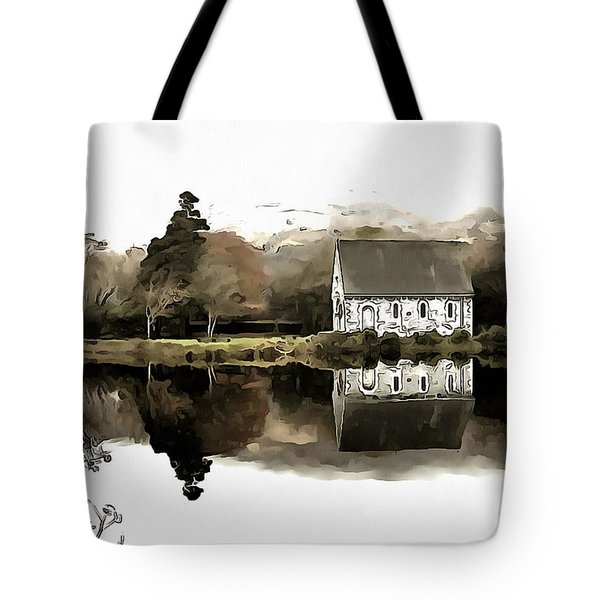 Homely House Tote Bag