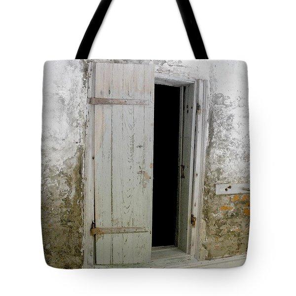 Homeplace Doorway Tote Bag