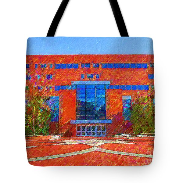 Homer Library Tote Bag