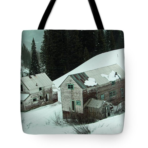 Homes In The Valley Tote Bag