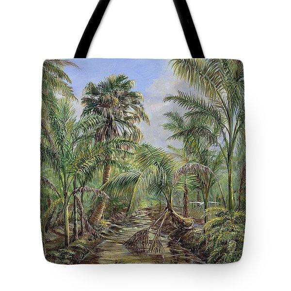 Homestead Tree Farm Tote Bag