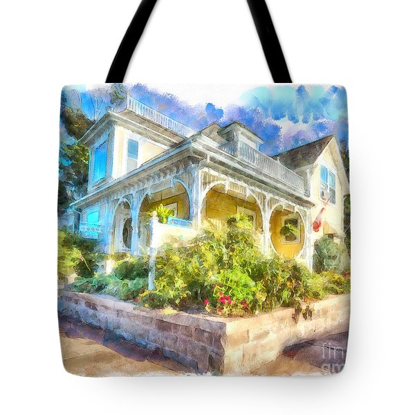 Home,sweet Home Tote Bag
