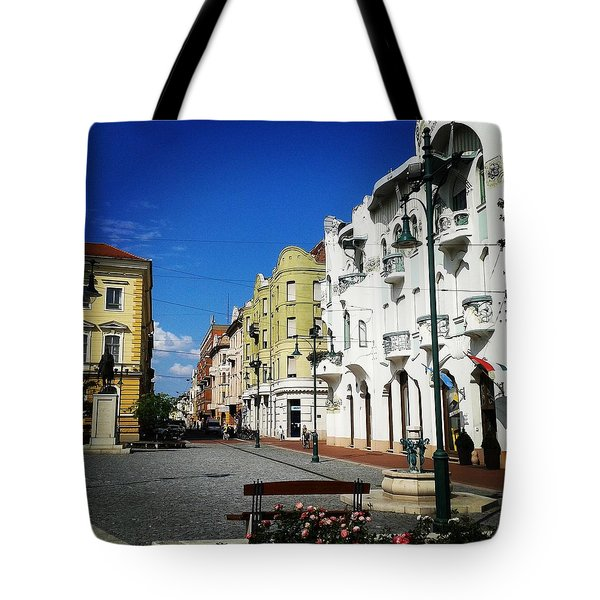 Hometown Tote Bag