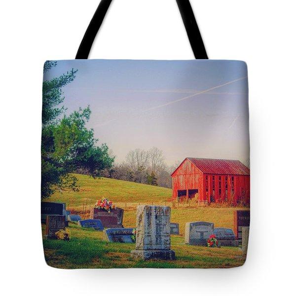 Hometown Tote Bag