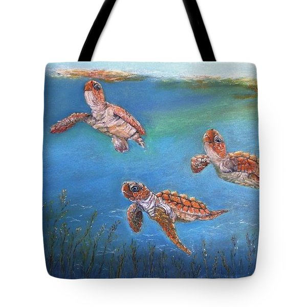 Homeward Bound Tote Bag by Ceci Watson