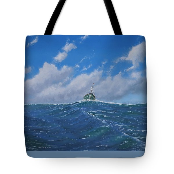 Homeward Bound Tote Bag by Paul Newcastle