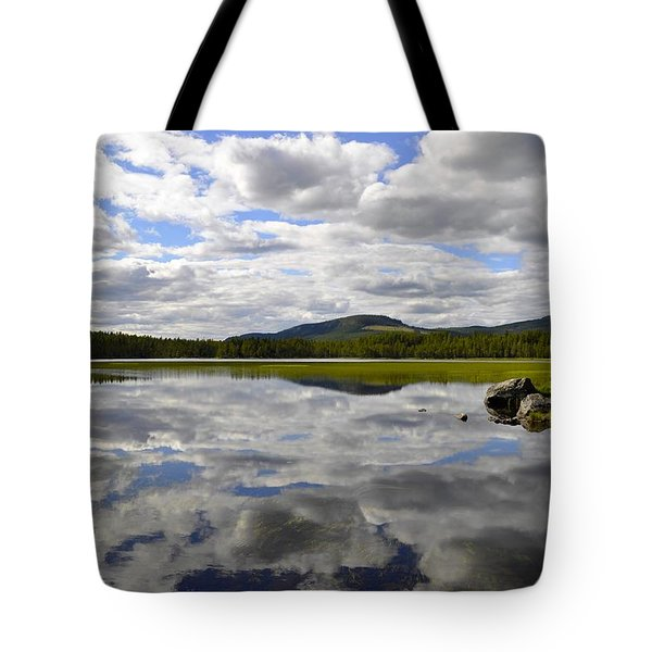 Hon Lake Tote Bag