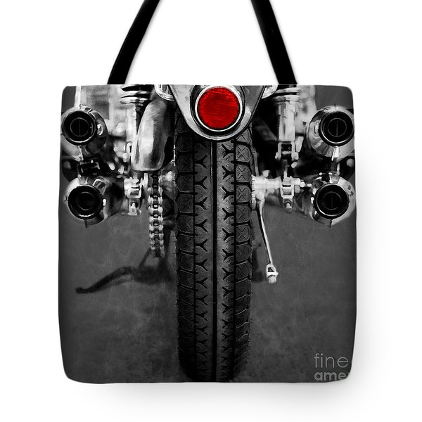 Honda Four Tote Bag