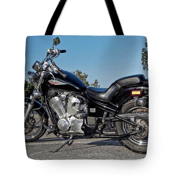Honda Shadow Tote Bag