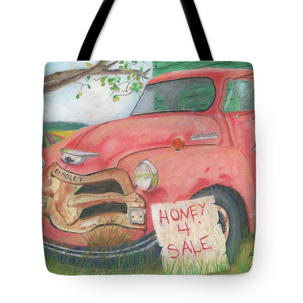 Honey 4 Sale Tote Bag