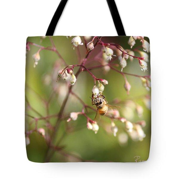 Honey Acrobat Tote Bag
