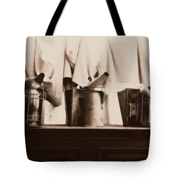 Honeybee Smokers Tote Bag