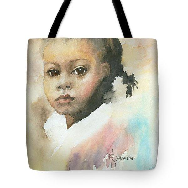 Honey Child Tote Bag