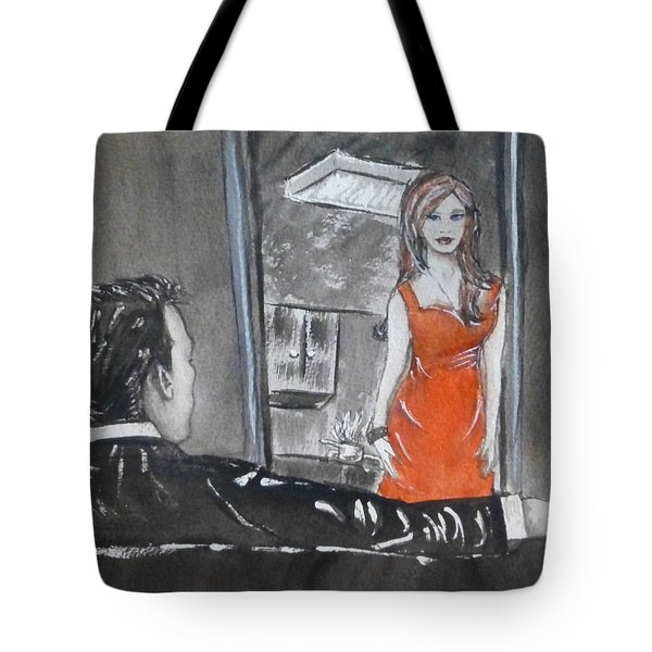 Honey Dinners Ready Tote Bag by Kelly Mills