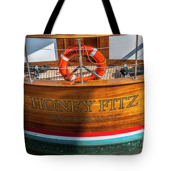 Honey Fitz Tote Bag