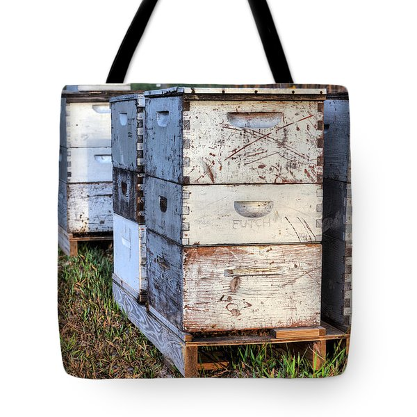 Tote Bag featuring the photograph Honey by JC Findley