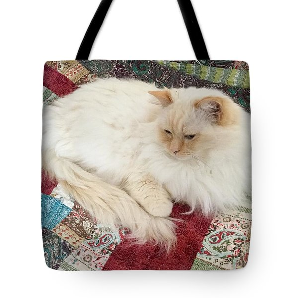 Honey My Helper Tote Bag