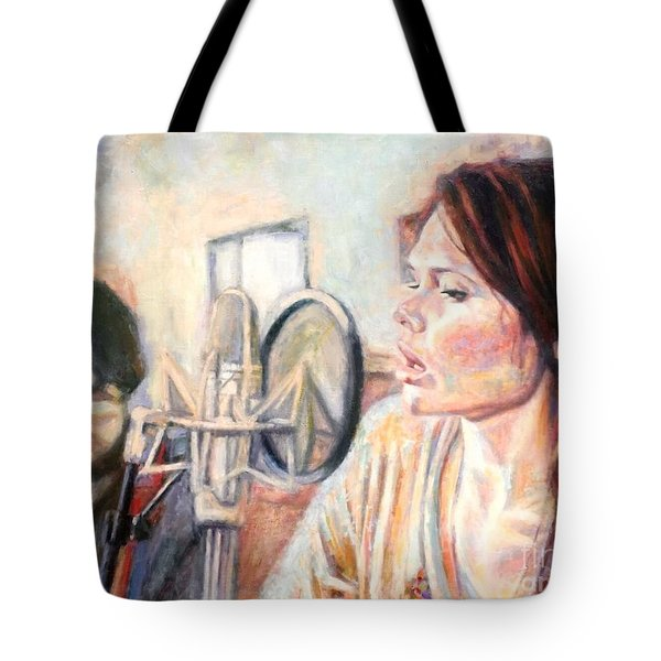Honeyhoney Band Tote Bag