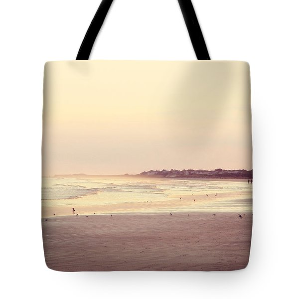 Tote Bag featuring the photograph Honeymoon by Amy Tyler