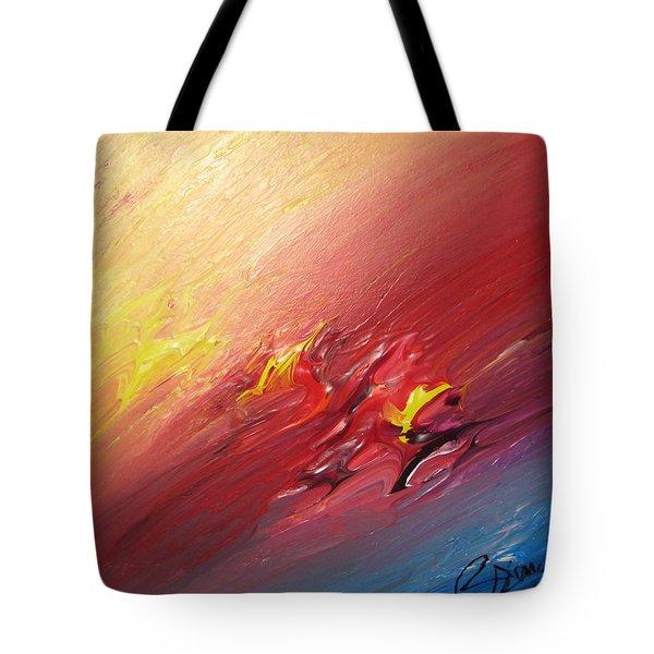 Honeymoon Bliss - A Tote Bag