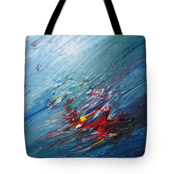 Honeymoon Bliss - B Tote Bag