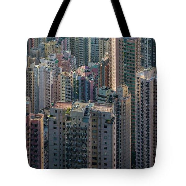 Hong Kong 29 Tote Bag