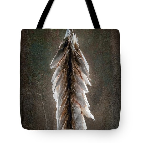 Tote Bag featuring the photograph Hong Kong Orchid Seed Pod 2 by Lou Novick