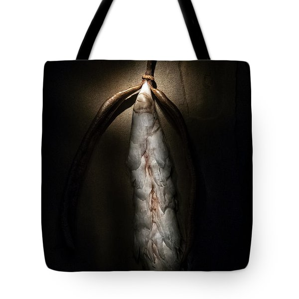Tote Bag featuring the photograph Hong Kong Orchid Seed Pod #3 by Lou Novick