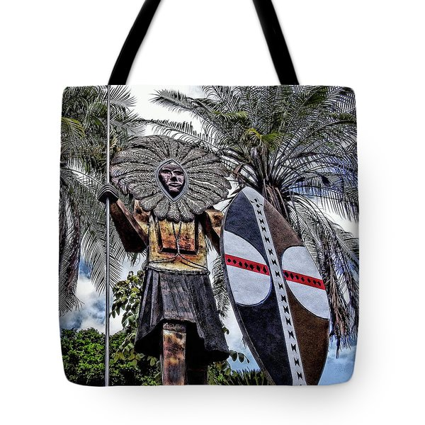 Honolulu Zoo Keeper Tote Bag