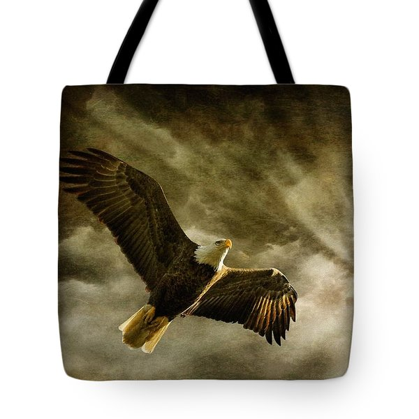 Honor Bound Tote Bag by Lois Bryan