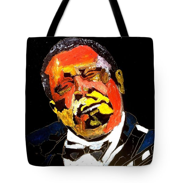Honoring Bb King Tote Bag