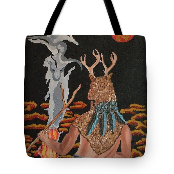 Honoring Tote Bag