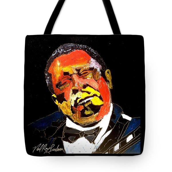 Honoring The King 1925-2015 Tote Bag
