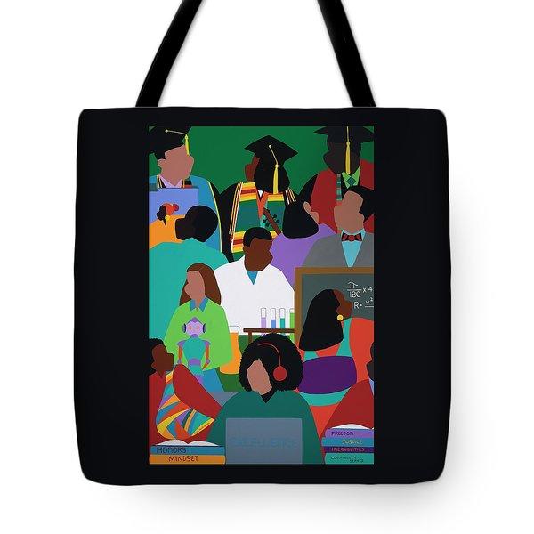 Honors Mindset Tote Bag