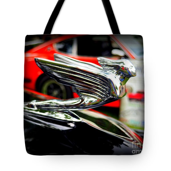 Hood Art Tote Bag