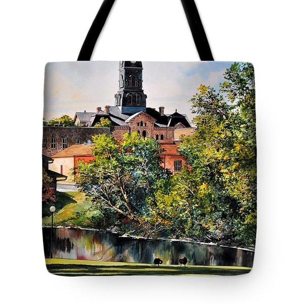 Hood County Summer Tote Bag