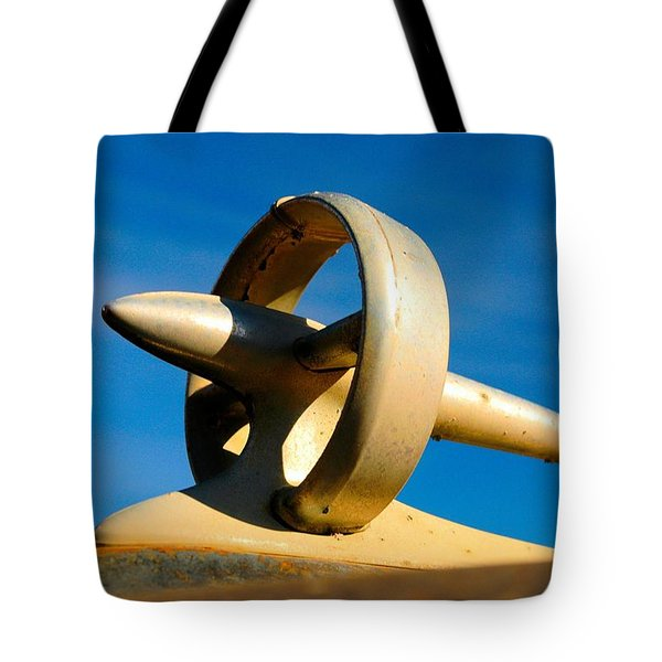 Hood Ornament  Tote Bag by Josephine Buschman