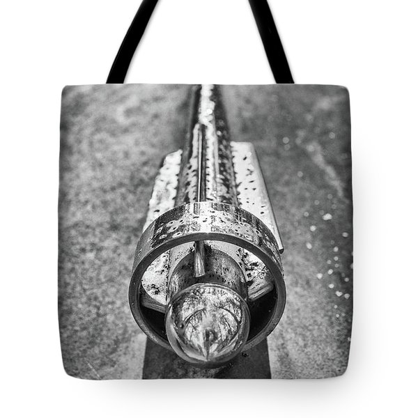 Hood Ornament Tote Bag