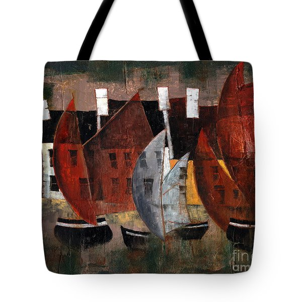 Hookers In The Cladagh Tote Bag