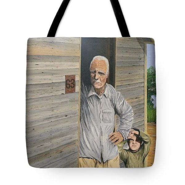 Hooper Ranch #63 Tote Bag