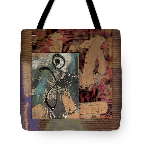 Hooray Tote Bag by Angela L Walker