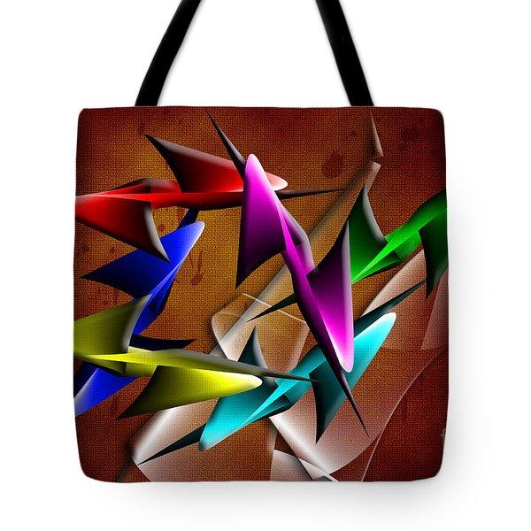 Hope 3 Tote Bag