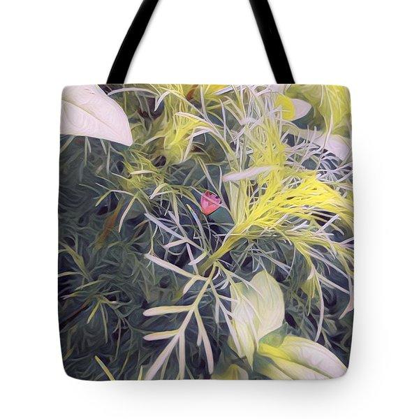Hope Buds Tote Bag