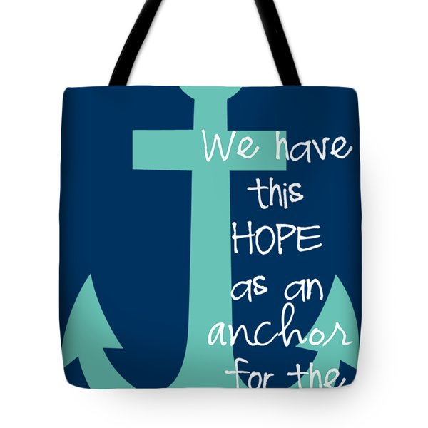 Hope Customizable Background Tote Bag
