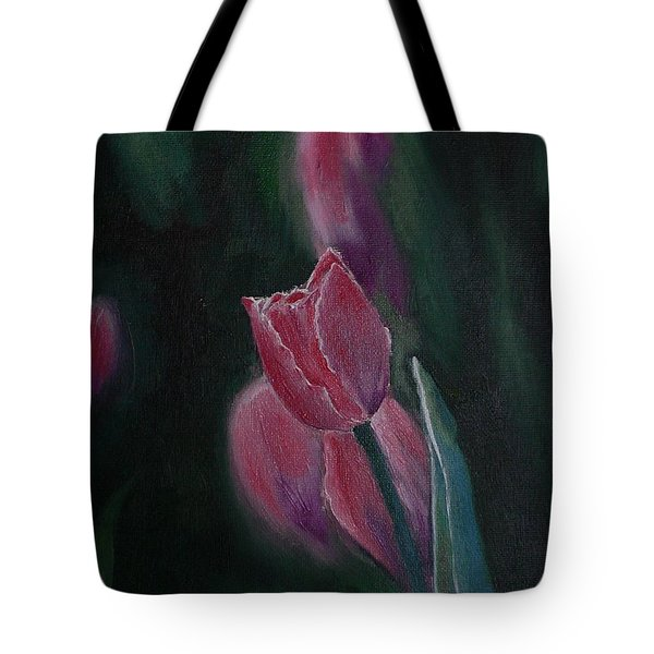 Tote Bag featuring the painting Hope by Geeta Biswas