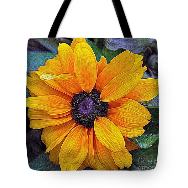 Tote Bag featuring the photograph Hope by Gina Savage
