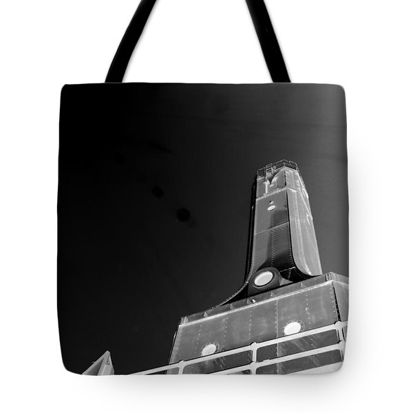 Hope In Darkness Tote Bag by Jamie Lynn