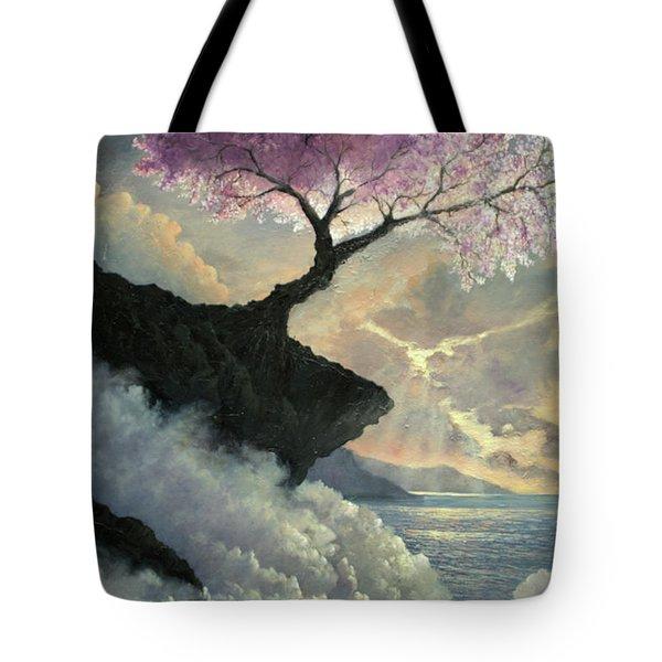 Hope Inclines Tote Bag