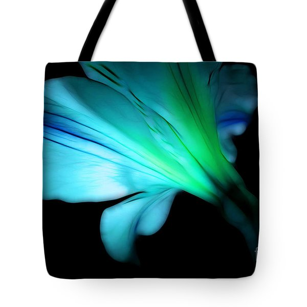 Hope Is On The Way Tote Bag